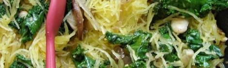 Kale pizca de sabor - Cocinar col kale ...